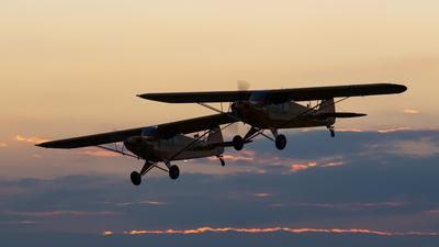D-ELBL - Piper PA-18-150 Super Cub - Private