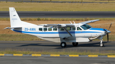 ZS-AMA - Cessna 208B Grand Caravan - Private