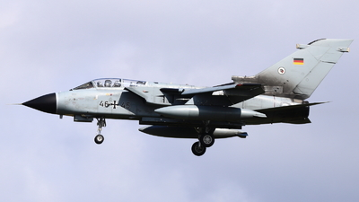 46-45 - Panavia Tornado ECR - Germany - Air Force