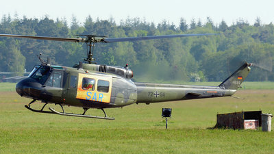 72-94 - Bell UH-1D Huey - Germany - Army