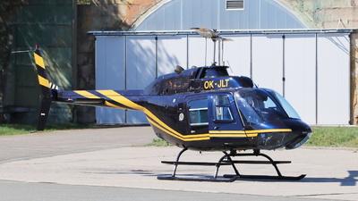A picture of OKJLT - Bell 206B JetRanger III - [4210] - © Milos Ruza