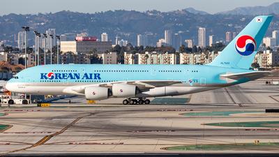 HL7622 - Airbus A380-861 - Korean Air