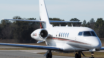 N584QS - Cessna Citation Latitude - NetJets Aviation
