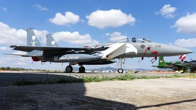 203 - McDonnell Douglas F-15C Eagle - Saudi Arabia - Air Force
