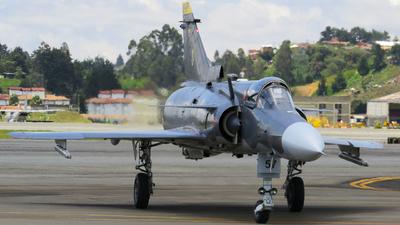 FAC3057 - IAI Kfir C10 - Colombia - Air Force