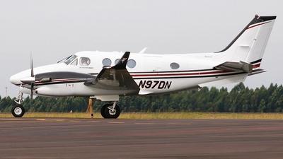 N97DN - Beechcraft C90GTi King Air - Textron Aviation