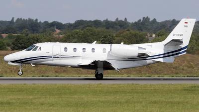 D-CCVD - Cessna 560XL Citation Excel - Private