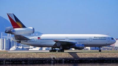 RP-C2003 - McDonnell Douglas DC-10-30 - Philippine Airlines