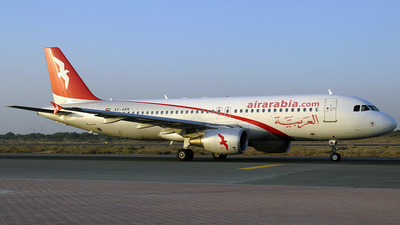 A6-ABN - Airbus A320-214 - Air Arabia
