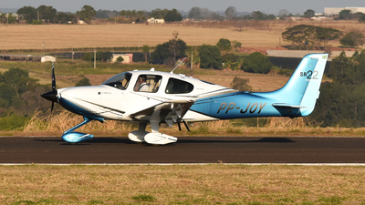 A picture of PPJOY - Cirrus SR22 - [3955] - © Vinicius M. Rodrigues