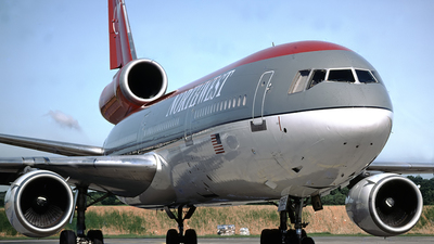 N156US - McDonnell Douglas DC-10-40 - Northwest Airlines