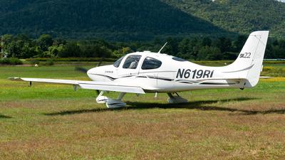 N619RL - Cirrus SR22 - Private