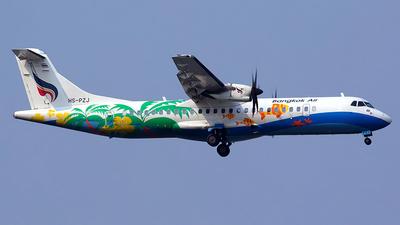 HS-PZJ - ATR 72-212A(600) - Bangkok Airways