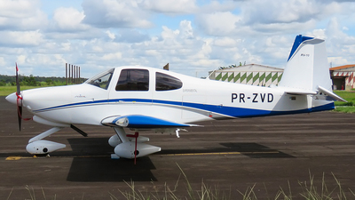 PR-ZVD - Vans RV-10 - Private
