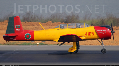 4105 - Nanchang PT-6A - Bangladesh - Air Force