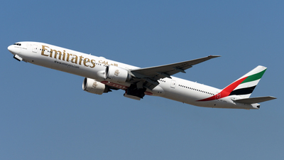 A picture of A6EPC - Boeing 77731H(ER) - Emirates - © Alvin Ho - AHKGAP