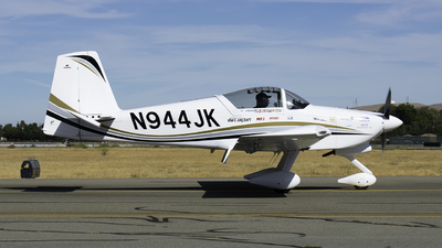 N944JK - Vans RV-9A - Private