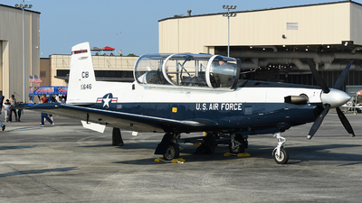 02-3646 - Raytheon T-6A Texan II - United States - US Air Force (USAF)