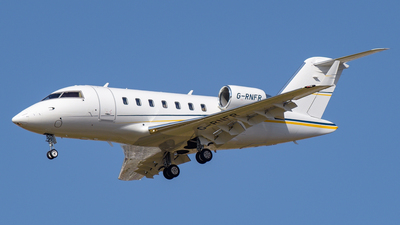 G-RNFR - Bombardier CL-600-2B16 Challenger 605 - TAG Aviation