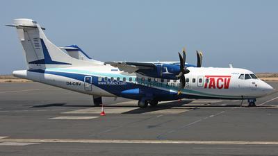 D4-CBV - ATR 42-500 - TACV Cabo Verde Airlines
