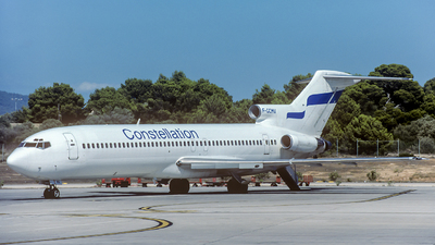 F-GCMV - Boeing 727-2X3(Adv) - Constellation International Airlines