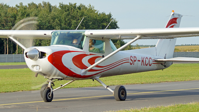 SP-KCC - Cessna 152 - Private