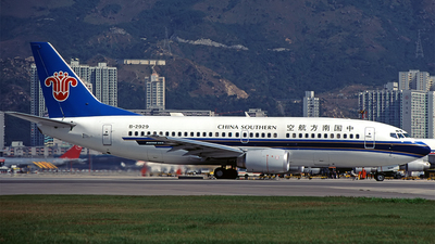 B-2929 - Boeing 737-31B - China Southern Airlines