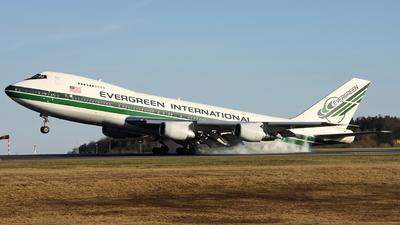 A picture of N488EV - Boeing 747230B - [23287] - © Marcus Klockner