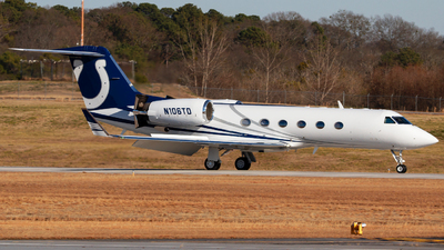 N106TD - Gulfstream G-IV(SP) - Private