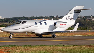 PP-JDA - Honda HA-420 HondaJet Elite - Private