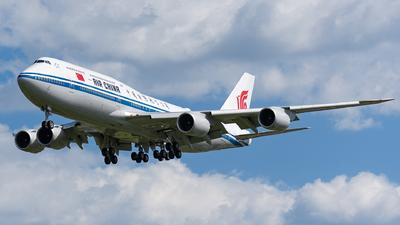 B-2479 - Boeing 747-89L - Air China