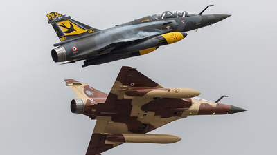 602 - Dassault Mirage 2000D - France - Air Force