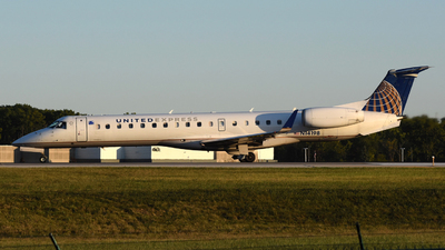 A picture of N14198 - Embraer ERJ145XR - United Airlines - © DJ Reed - OPShots Photo Team
