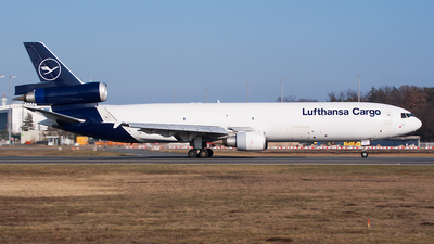 A picture of DALCC - McDonnell Douglas MD11F - Lufthansa Cargo - © Karsten S.