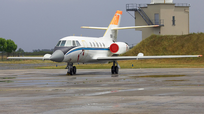 188 - Dassault Falcon 20 - France - Air Force