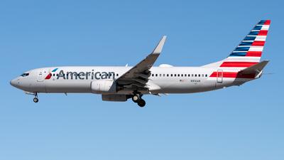 N916AN - Boeing 737-823 - American Airlines