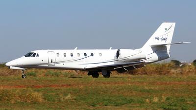 A picture of PRSMK - Cessna 680 Citation Sovereign - [6800252] - © Marcelo Faé Ferreira