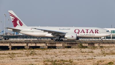 A7-BFN - Boeing 777-FDZ - Qatar Airways Cargo