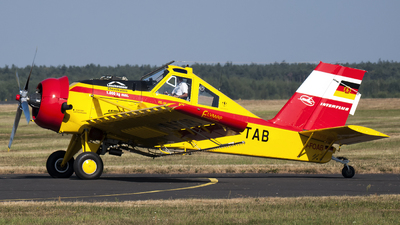 D-FOAB - PZL-106A Kruk - Private