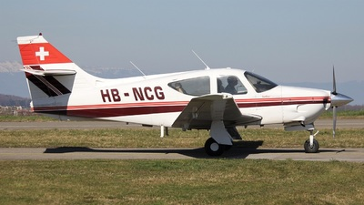 HB-NCG - Rockwell Commander 112TC - Private