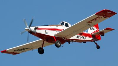 N804KP - Air Tractor AT-802A - Coastal Air Strike
