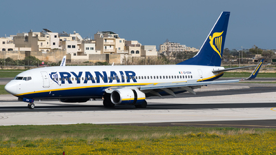 EI-ESW - Boeing 737-8AS - Ryanair