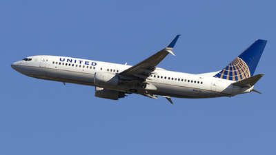 N14230 - Boeing 737-824 - United Airlines
