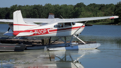 C-FUOP - Cessna 180K Skywagon - Private