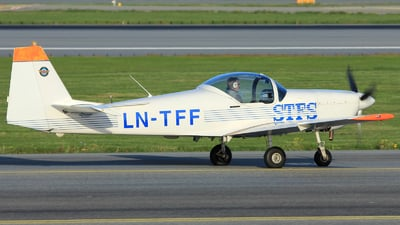 LN-TFF - Slingsby T67M200 Firely - Private
