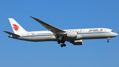 B-1431 - Boeing 787-9 Dreamliner - Air China