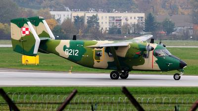 0212 - PZL-Mielec M-28B Bryza - Poland - Air Force