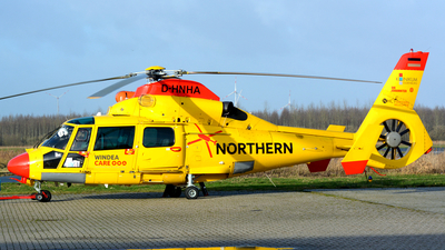 A picture of DHNHA - Airbus Helicopters AS365 - Northern Helicopter - © Nils Berwing