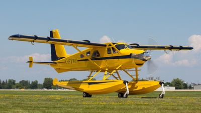 C-FYWT - De Havilland Canada DHC-2 Mk.III Turbo-Beaver - Private