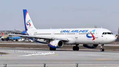 VQ-BOC - Airbus A321-231 - Ural Airlines